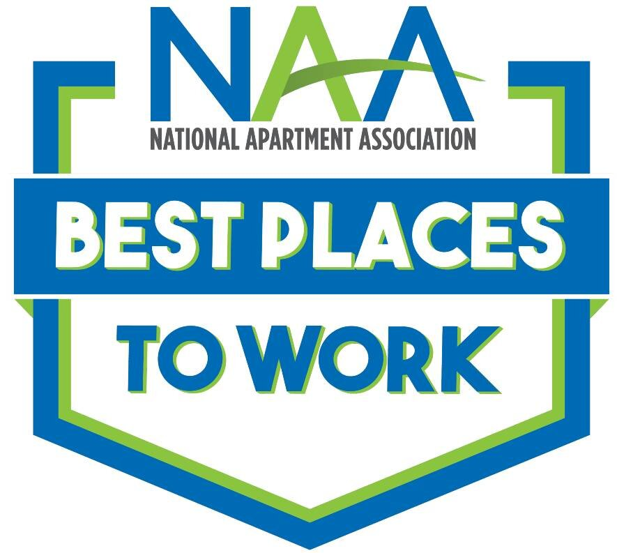NAA best places to work logo